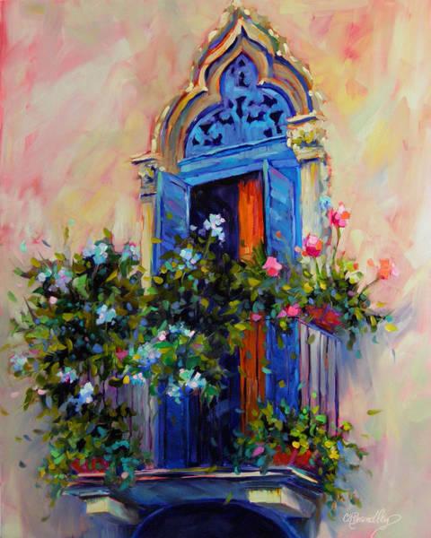 Romeo And Juliet Wall Art - Painting - Hopeless Romantic by Chris Brandley