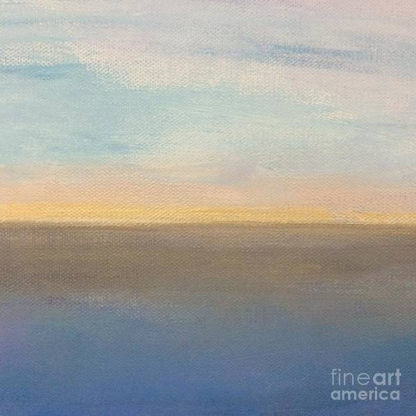 Painting - Horizon Aglow by Kim Nelson