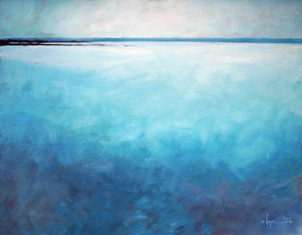 Painting - Horizon by Angela Treat Lyon
