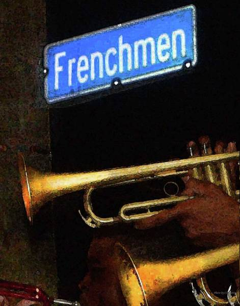Photograph - Horns On Frenchmen Street by Coleman Mattingly