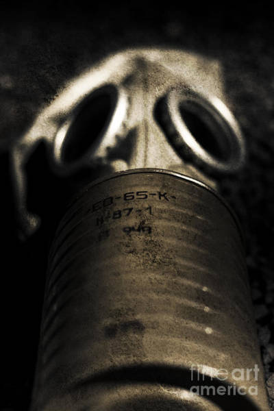 Gasmask Photograph - Horrors Of War by Jorgo Photography - Wall Art Gallery