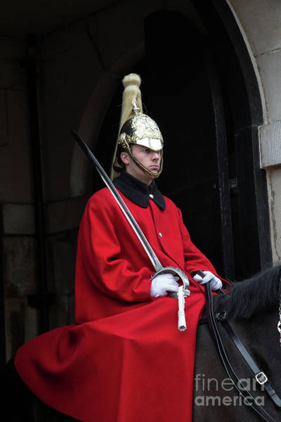 Guard Photograph - Horse Guard by Smart Aviation