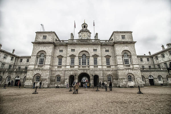 Honor Guard Photograph - Horse Guards by Martin Newman
