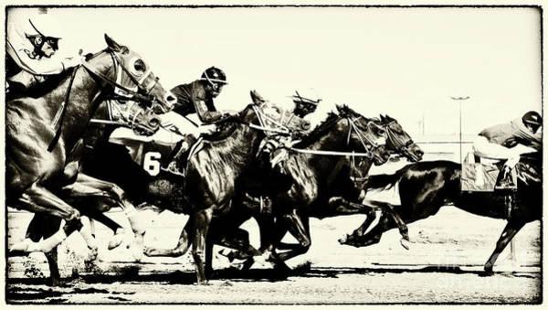 Lethbridge Photograph - Horse Power 3 by Bob Christopher