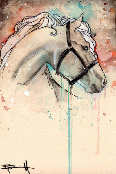 Painting - Horse by Sean Parnell
