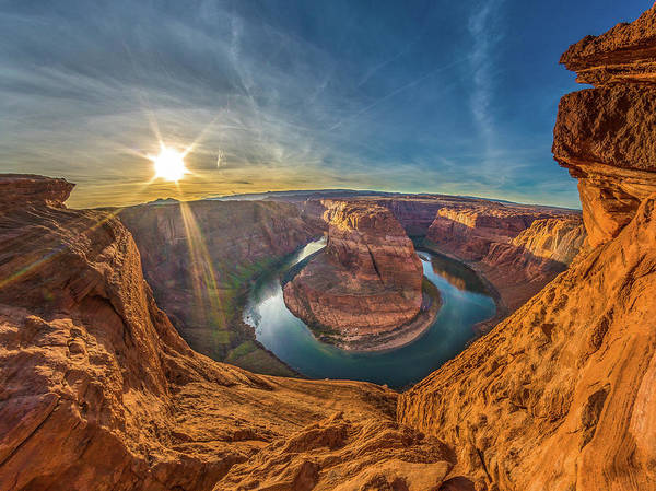 Photograph - Horseshoe Bend by Bryan Xavier