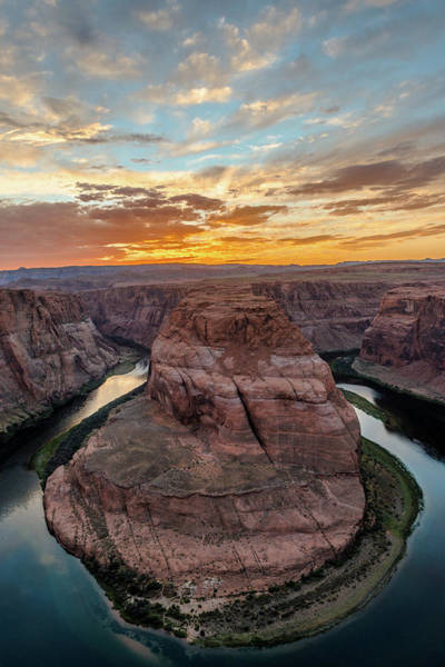 Photograph - Horseshoe Bend by Chuck Jason