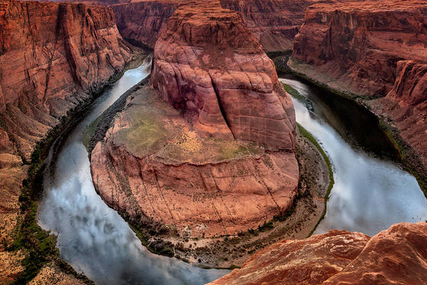 Photograph - Horseshoe Bend by Claudia Abbott