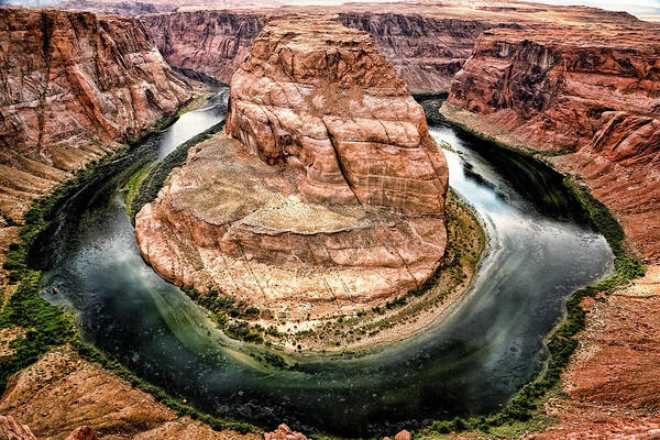 Photograph - Horseshoe Bend Colorado River by Gigi Ebert