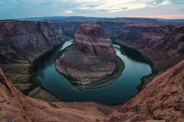 Photograph - Horseshoe Bend by Margaret Pitcher
