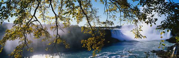 Conserved Photograph - Horseshoe Falls Niagara Falls Ny by Panoramic Images