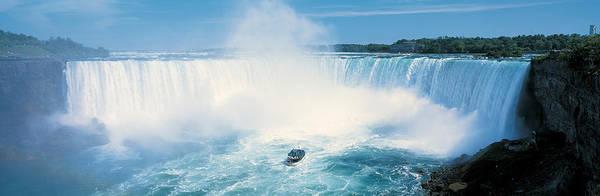 The Maid Photograph - Horseshoe Falls, Niagara Falls by Panoramic Images