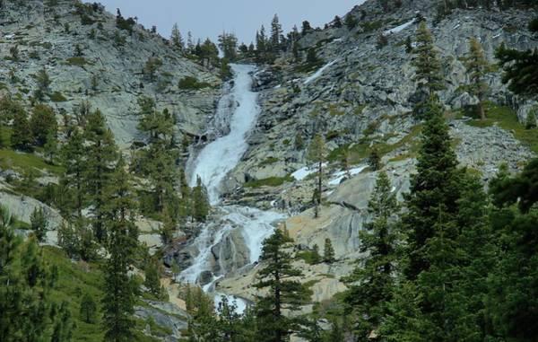 Photograph - Horsetail Falls by Sean Sarsfield