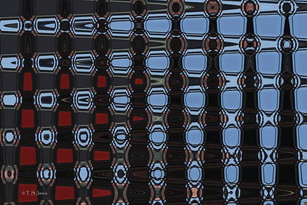 Wall Art - Digital Art - Hospital Construction by Tom Janca