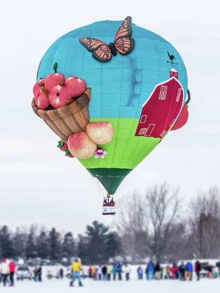 Photograph - Hot Air Balloon Fun by Patti Deters