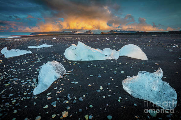 Photograph - Hot And Cold by Inge Johnsson