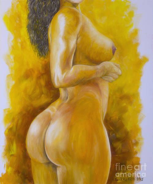Salo Wall Art - Painting - Hot Body by Veikko Suikkanen