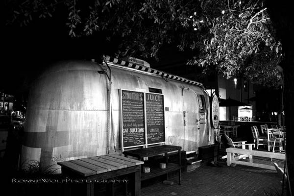 Grayton Beach Photograph - Hot Dog Stand by Ronnie Wolf