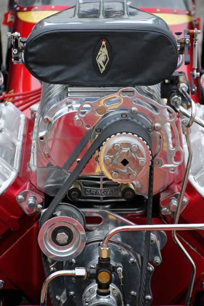 Photograph - Hot Engine With Blower by Bob Slitzan