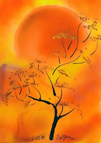 Wall Art - Painting - Hot Joy by Nandor Molnar