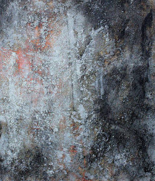 Wall Art - Painting - Hot Lava 2 by Patricia Lintner