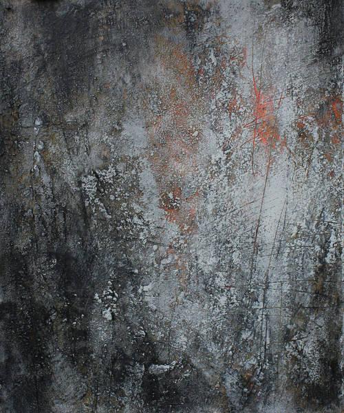 Mixed Media - Hot Lava 1 by Patricia Lintner