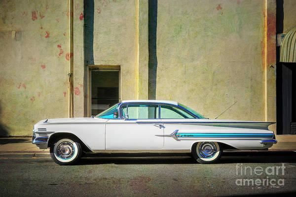 Photograph - Hot Rod Impala by Craig J Satterlee