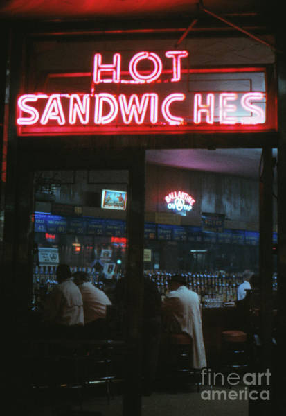 Booze Wall Art - Photograph - Hot Sandwiches by The Harrington Collection