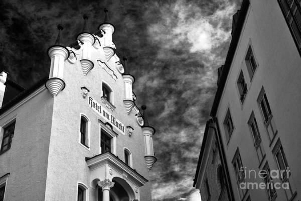 Wall Art - Photograph - Hotel Am Markt by John Rizzuto