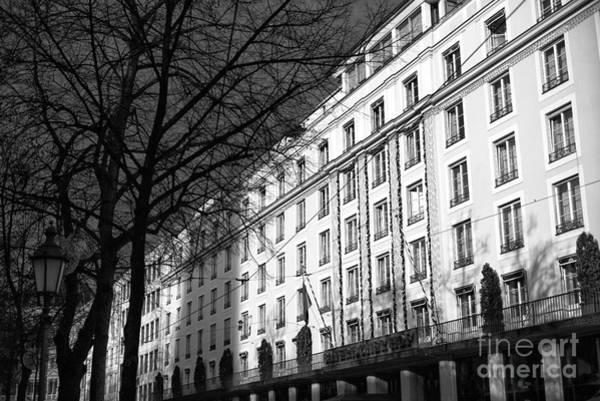 Wall Art - Photograph - Hotel Bayerischer Hof by John Rizzuto