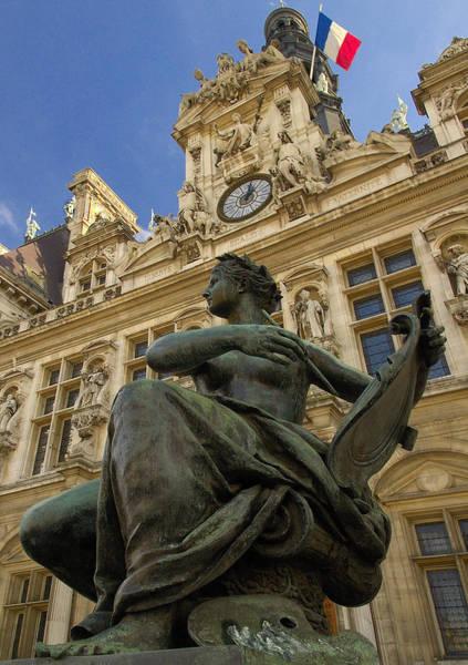 Photograph - Hotel De Ville by Mick Burkey