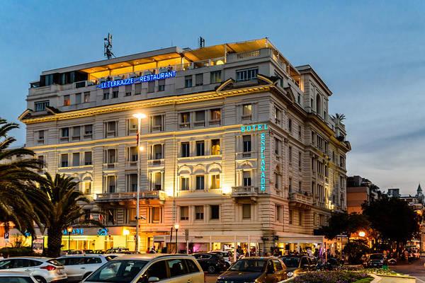 Photograph - Hotel Esplanade by Randy Scherkenbach
