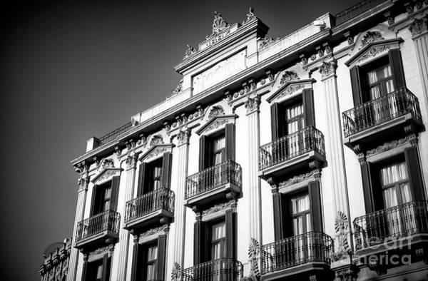 Photograph - Hotel Internacional Cool Ramblas Barcelona by John Rizzuto