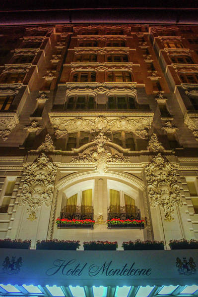 Wall Art - Photograph - Hotel Monteleone, New Orleans by Art Spectrum