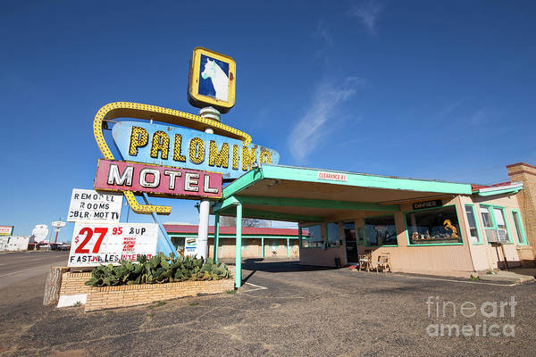 Palomino Photograph - Hotel Palomino by Twenty Two North Photography