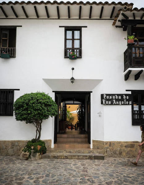 Boyaca Photograph - Hotel Posada De Los Angeles by Michael Evans