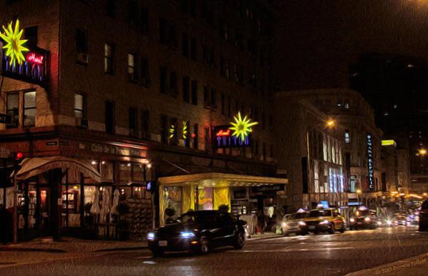 Photograph - Hotel Triton On Bush St by Bonnie Follett