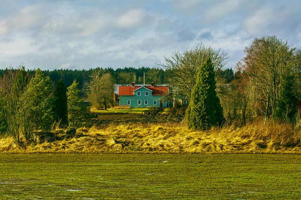 Photograph - House Artistic by Leif Sohlman