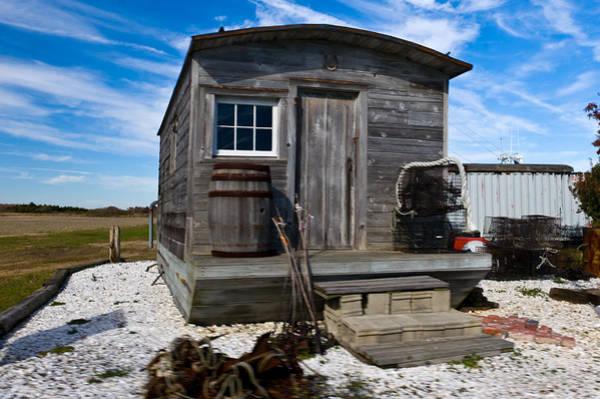 Photograph - House Boat by Louis Dallara