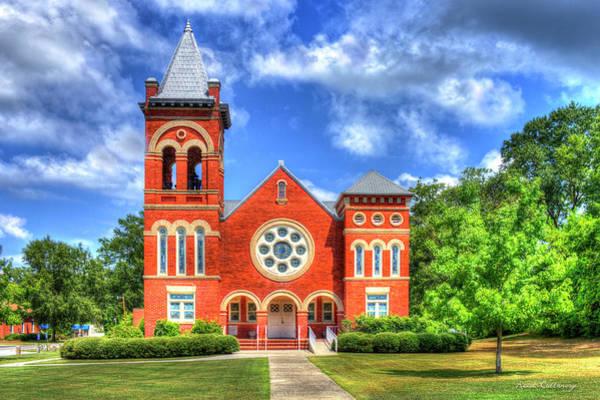 Photograph - House Of God First United Methodist Church Warrenton Georgia Art by Reid Callaway