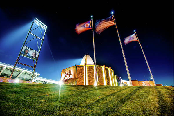 Photograph - House Of Greatness - Nfl Pro Football Hall Of Fame - Canton Ohio by Gregory Ballos