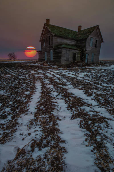 Photograph - House Of The Rising Sun by Aaron J Groen