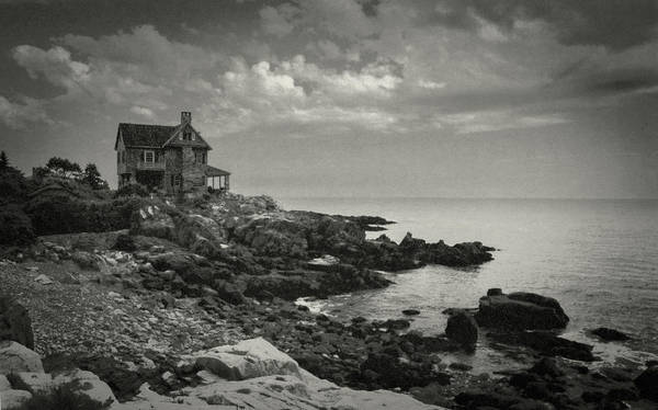 Photograph - House On Ocean Avenue by Samuel M Purvis III