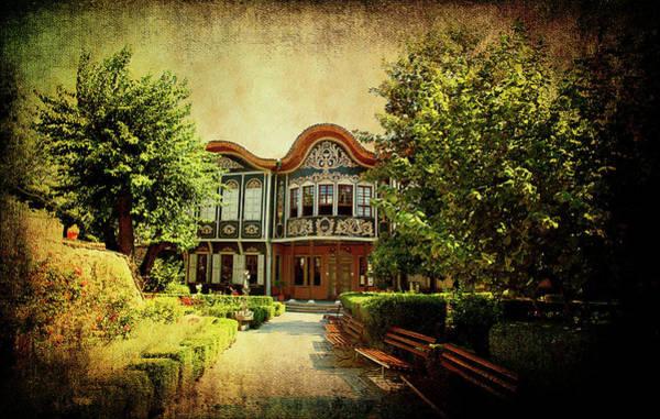 Photograph - House On The Hill by Milena Ilieva