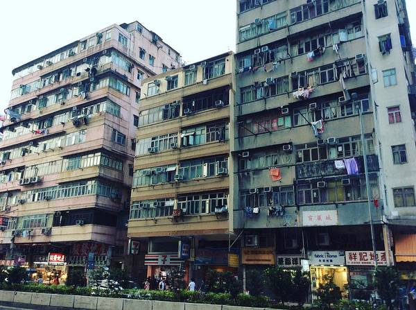 Photograph - Houses Of Kowloon by Florian Wentsch