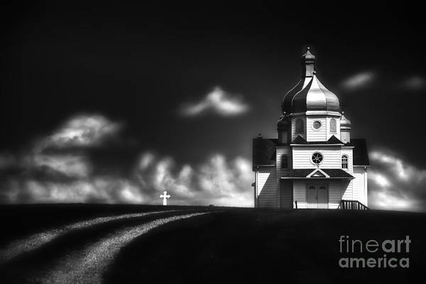 An Photograph - Houses Of The Holy by Dan Jurak