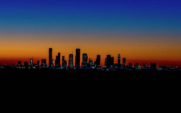 Photograph - Houston Strong by David Morefield