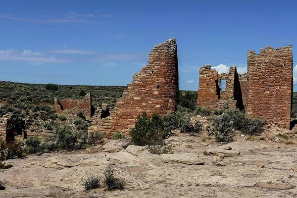 Photograph - Hovenweep Castle by NaturesPix