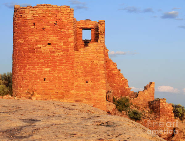 Photograph - Hovenweep National Monument by Dennis Flaherty