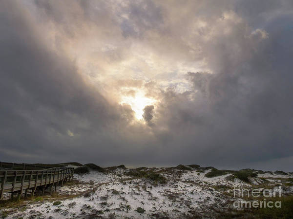 Grayton Beach State Park Photograph - How Great Thou Art by Teresa A and Preston S Cole Photography